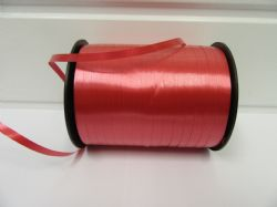 2 metres or full roll 5mm Red Curling Florist Balloon Ribbon Double sided 5mm